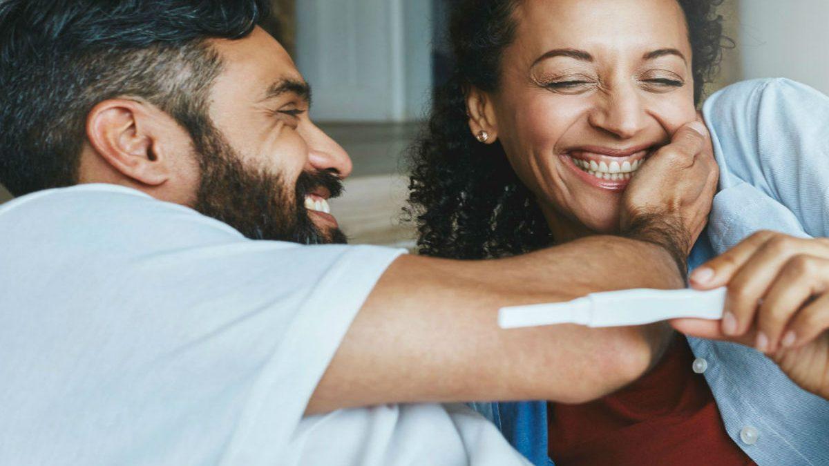 surrogacy succes rate - couple